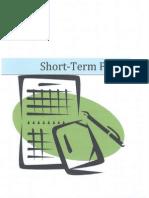 short tern plans2
