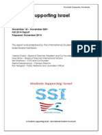 students supporting israel - nov report - final