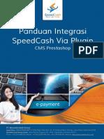Speedcash Plugin Manual Prestashop