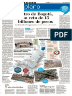 proyecto Metro Bogota
