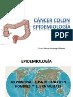 cancercolon epidemiologia