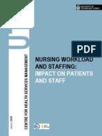 Nursing Workload