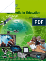 ANDRESEN, Bent B; Van Den BRINK, Katja - Multimedia in Education - Curriculum [UNESCO] (2013)