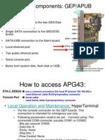 APG43 LMT Access Procedure