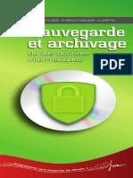Fiche Juratic Sauvegarde Et Archivage