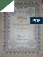 Album de broderii și țesături românești