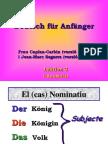 Akkusativ Grammatik Deutsch