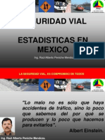 SEGURIDAD VIAL, NETWORKVIAL-MEXICO ESTADISTICAS