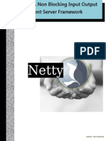 Netty – A Non Blocking Input Output (NIO) Client Server Framework