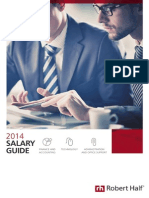 2014 Robert Half Salary Guide