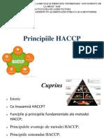 Siguran a Alimentelor HACCP