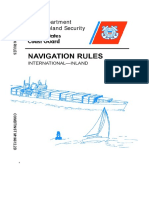 Navy Rules of the road