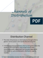 SDM - Part II- Channels of Distribution.pptx