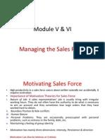SDM Module 5 & 6