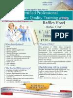Brochure Cphq Dubai 2012