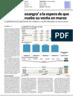 Impreso - Canal+ pierde 53,7 millones y 40.300 abonados en nueve meses