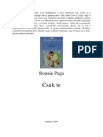 Bonnie Pega Csak Te