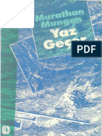 Murathan Mungan - Yaz Gecer