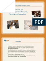 A Handbook for Participatory Action Research, Planning and Evaluation