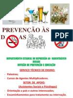 Apresentação 03 - Drogas