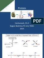 Kuliah Protein BMS 2 2014-2015 FKUY