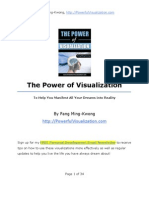 The Power of Visualization