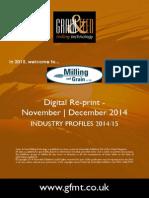 INDUSTRY PROFILES 2014/15