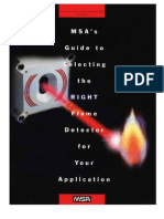 MSA Guide to Flame Detection