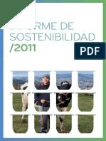 Informe de Sostenibilidad Danone 2011