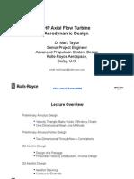 Tema 6 - HP Axial Flow Turbine