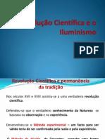 Revoluçãocientíficaeoiluminismo
