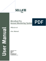 Casella CEL-712 User Manual