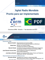 Drm Digital Radio Mondiale