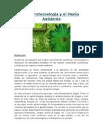 La Agrotecnología y El Medio Ambiente