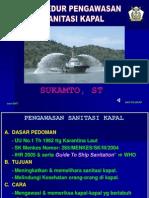 Presentasi Pemeriksaan Sanitasi Kapal