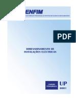 Up0001 Dimensionamento de Instalações Eléctricas