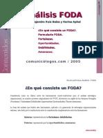 Ficha - Foda