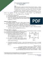 2014 IP Fizica Clasa 08 Subiecte