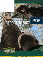 Report to Victoria - Annual Report 2014