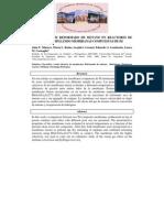 REACCIONES DE REFORMADO DE METANO EN REACTORES DE  MEMBRANA EMPLEANDO MEMBRANAS COMPUESTAS DE Pd