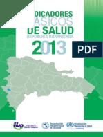 DOMINICANAIndicadores de Salud 2013a