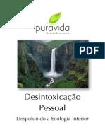 PuraVida-Apostila Desintoxicação Pessoal
