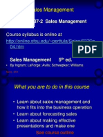 5e sales management ingram laforge Module01a