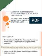 caste system ancient india