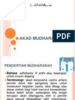 7 Akad Mudharabah