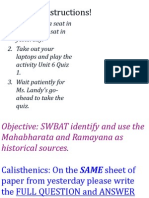 mahabharata and ramayana weebly ancient india