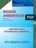Epidemiologia - Riesgos Ambientales