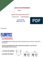 Notas Eletricidade Básica - Eletrostática