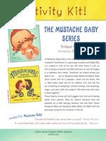 Mustache Baby Activity Kit