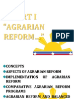 Agrarianreform-economics Part 1